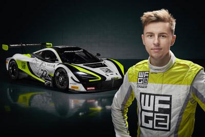 World's Fastest Gamer winner - gamer James Baldwin - will drive Jenson Team Rocket RJN. The team co-owned by ex-F1 World Champion, Jenson Button.