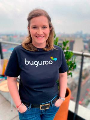 Luisa Esguerra, LatAm Sales Director of buguroo