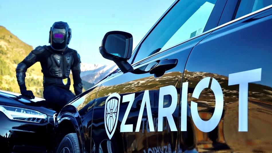 With MWC cancelled, ZARIOT, the superhero of IoT security is stopping for a break in the Pyrenees en route from Barcelona to Andorra. ZARIOT's car contains multiple SIM cards for access to entertainment, information apps, real time traffic information (RTTI) for efficient journey planning, and cutting-edge connected safety services.