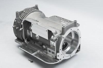 Refrigeration compressor main housing manufactured by CIF Metal (CNW Group/CIF Métal)