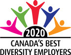 Promoting everyday inclusion in today's workplaces: 'Canada's Best Diversity Employers' for 2020 are announced