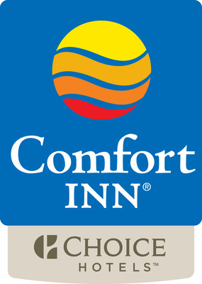 Comfort Inn. (PRNewsFoto/Choice Hotels International) (PRNewsFoto/CHOICE HOTELS INTERNATIONAL)