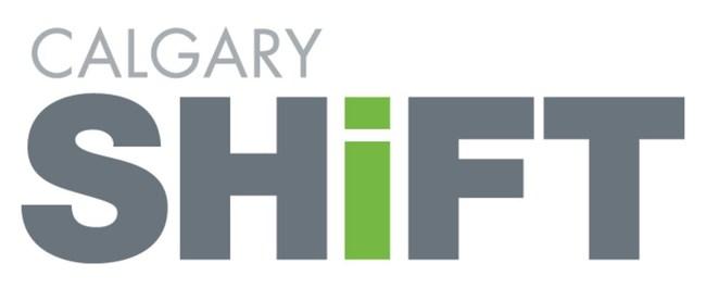 Calgary SHiFT logo (CNW Group/Travel Alberta)
