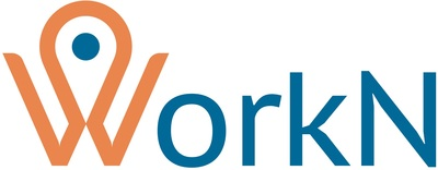 WorkN is the leading mobile on demand staffing platform (PRNewsfoto/WorkN)