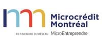 Logo: Microcrédit Montréal (CNW Group/Microcrédit Montréal)
