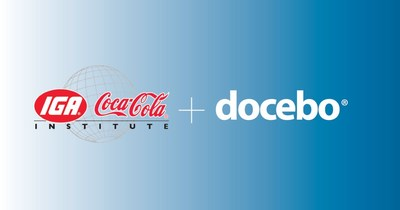 IGA Coca-Cola, Docebo (CNW Group/Docebo Inc.)