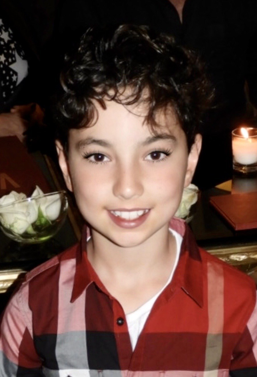 12-year-old homeless advocate Zac Weinberg (CNW Group/Weinberg Foundation Inc.)