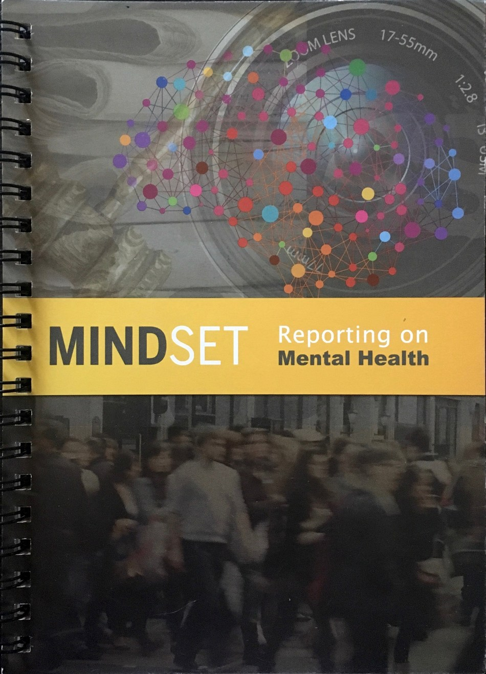 The Mindset Award for Workplace Mental Health Reporting is linked to the Mindset guide, used in newsrooms and journalism schools across Canada. (CNW Group/Canadian Journalism Forum on Violence and Trauma)