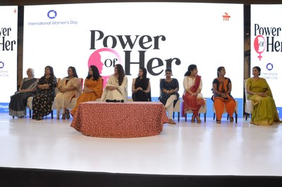 "Manipal Hospitals honored 10 incredible women with ""Woman of Victory"" title for their courage and grit to combat their medical illnesses.  To celebrate the spirit of womanhood"