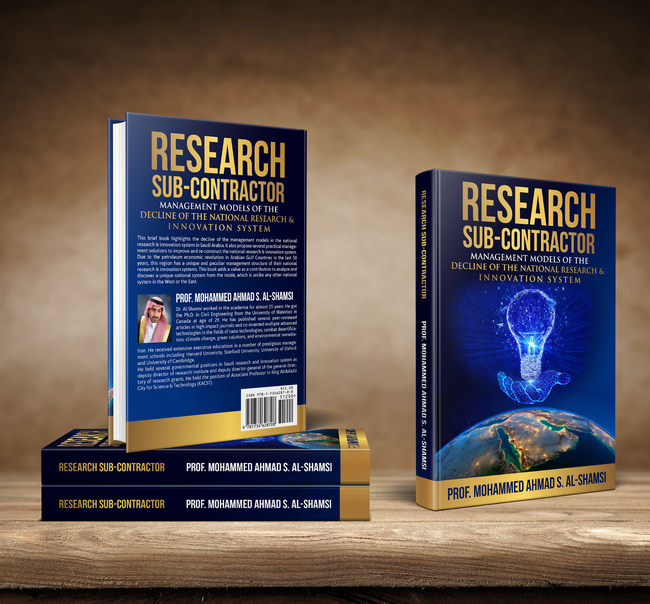 Display of the Book of Research Sub-Contractor