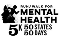 Five Fifty Fifty Run/Walk for Mental Health Announces April 27 for Official Kick Off to 2019 Run Series (PRNewsfoto/Five Fifty Fifty Run/Walk Series)
