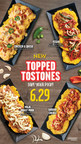 Pollo Tropical® Tops Menu With Addition Of Topped Tostones And Shrimp Creole