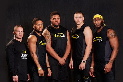 From left to right, Kevin Dunn, Myles Hartsfield, Kyle Murphy, Nate Stanley, Tuzar Skipper; Photo credit: Kyle Lieberman