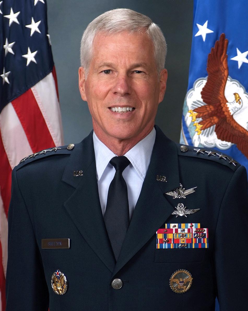 General William Shelton, USAF (Ret.)