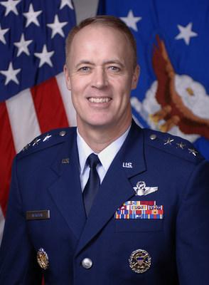 Lieutenant General Richard Newton, USAF (Ret.)