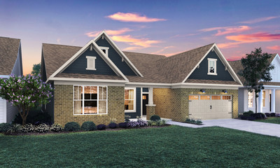 Lennar, one of the nation's leading homebuilders, today announced plans to unveil Osborne Trails – Westfield, Indiana's first-ever active adult community and the first active adult master plan built by Lennar in the state of Indiana. The new community will feature nine uniquely crafted floorplans ranging from 1,260 to 2,550 square feet of thoughtful living space all within a masterplan setting that features six lakes, resort-style amenities and endless opportunities to embrace and celebrate the quintessential Indiana lakeside lifestyle. The public is invited to tour five stunning model homes at Osborne Trails and learn more about the community's active lifestyle during a Grand Opening weekend, Saturday, March 7 and Sunday, March 8 from 10:00 a.m. to 5:00 p.m.