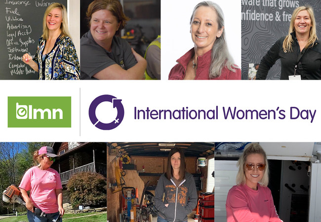 LMN, the leading business management software for the landscape industry, is celebrating International Women's Day by applauding and supporting equality for women in the landscape industry. LMN highlights women in landscaping who are making waves for women in an industry traditionally dominated by men.