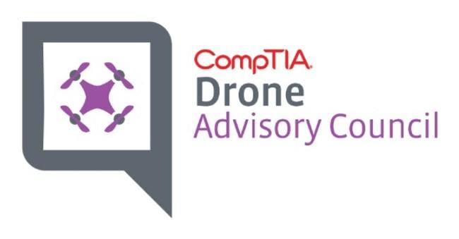 Computing Technology Industry Association - CompTIA Drone Advisory Council Logo