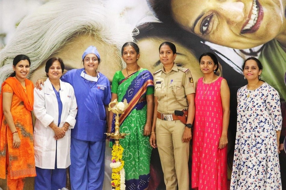 Manipal Hospital Bangalore Organizes Well Women Health Check for Bangalore City Police & CRPF on International Women's Day