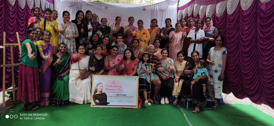 Post Pregnancy Fitness Plans on International Women's Day