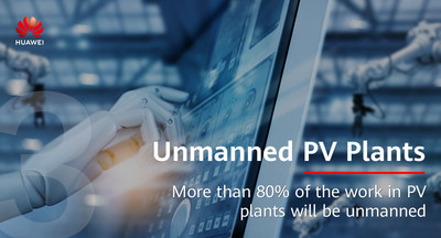 Huawei Predicts 10 Trends in Smart PV for 2025 (PRNewsfoto/Huawei)