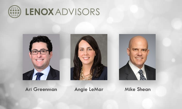 Join us in congratulating our new Partners; Ari Greenman, Angie LeMar and Mike Shean.
