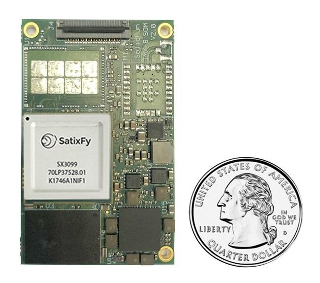 SatixFy's ToM based on Sx3099