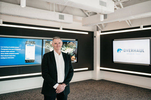 Overhaul CEO & Founder, Barry Conlon