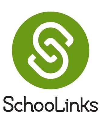 SchooLinks Logo (PRNewsfoto/SchooLinks)