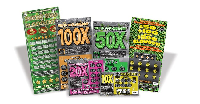 Fourth Consecutive U.S. Record for Scientific Games' Scratch-Offs Partner Florida Lottery