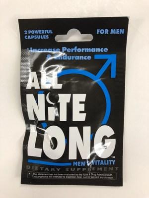 All Nite Long (Groupe CNW/Santé Canada)