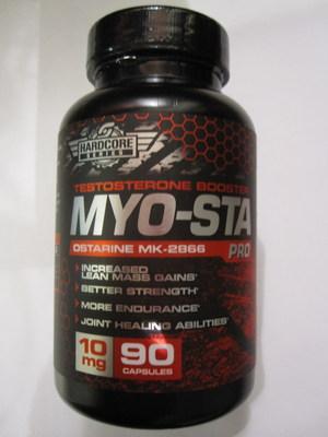MYO-STA (Groupe CNW/Santé Canada)