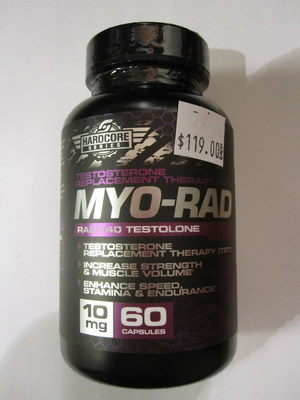 MYO-RAD (Groupe CNW/Santé Canada)