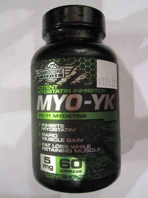 MYO-YK (Groupe CNW/Santé Canada)