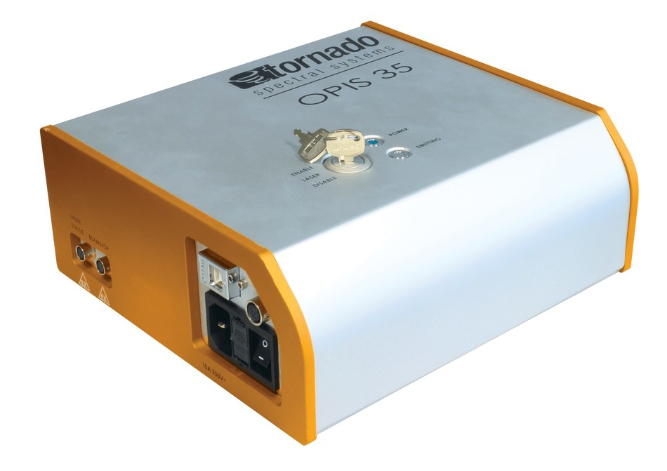 OPIS 35 - ATEX Raman Laser (CNW Group/Tornado Spectral Systems)