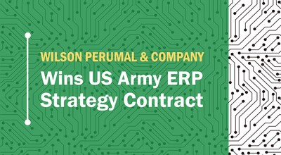 WP&C Wins Army ERP Strategy Contract