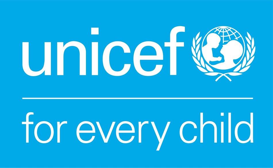 UNICEF Logo (PRNewsfoto/UNICEF,PwC)