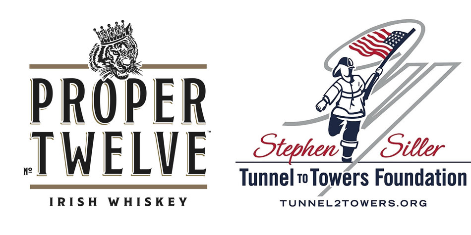 Proper No. Twelve Irish Whiskey and Stephen Siller Tunnel to Towers Foundation