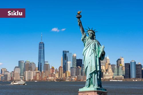 Siklu mmWave Wireless Helps Protect Lady Liberty