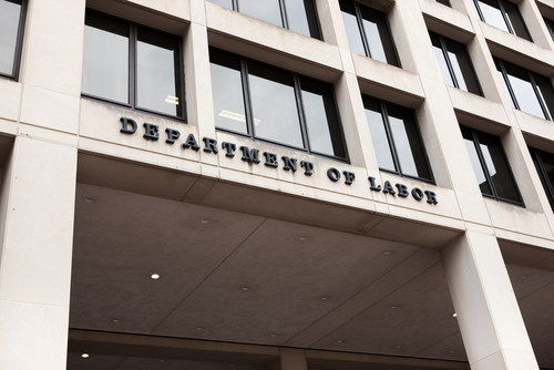 U.S. Department of Labor ensures the construction industry may not participate in Industry-Recognized Apprenticeship Programs  (IRAPs).