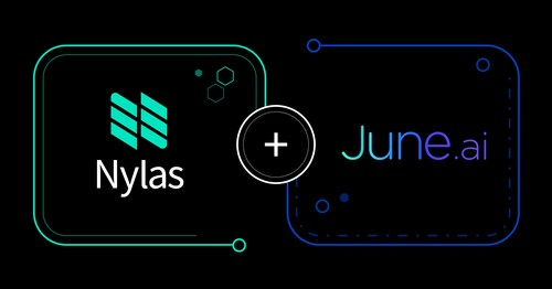 Nylas acquires June.ai; adds AI/ML and email data extraction to platform.