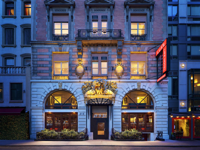 Luxe Life Hotel New York as well as five additional hotels will join Luxe Collection's portfolio of boutique 4- and 5-star properties this quarter.