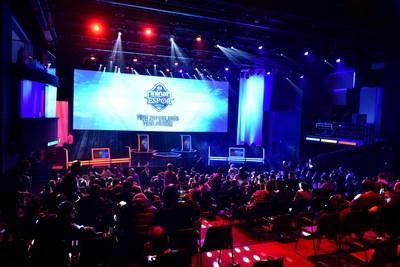 ininal Espor Arena Opening Ceremony