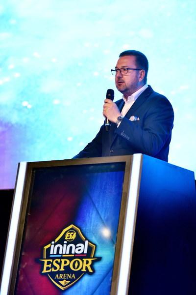 Omer Suner, ininal CEO