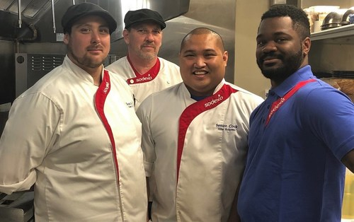 Sodexo extends 40-year partnership with Nebraska Medicine, providing food and nutrition, environmental and clinical engineering services for the health system's patients, care teams and visitors.