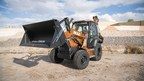 """CASE Unveils """"Project Zeus"""" -- the all-new 580 EV -- the Industry's First Fully Electric Backhoe Loader"""