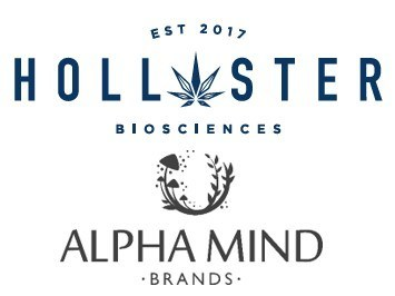 Hollister Biosciences, Inc., enters into Letter of Intent to acquire Alphamind Brands, a company developing exciting product SKU's in the legal medicinal mushroom market and conducting R&D for pharmaceutical applications for psilocybin (CNW Group/Hollister Biosciences Inc.)