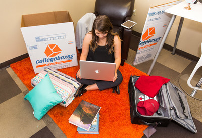 Collegeboxes, powered by U-Haul, is ready for an influx of early spring moves with students being told to leave campus by some universities that are taking coronavirus precautions.