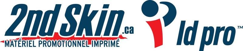 Logos: 2nd Skin and IdPro (CNW Group/2nd Skin)