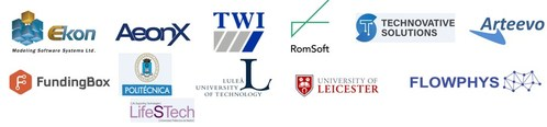 The partners of the WeldGalaxy Consortium